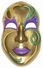 Mardi Gras Mask Door Decoration by Arne U0027s Warehouse