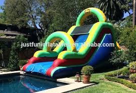 Pool Slides For Inground Pools Pool Slides For Inground Pools