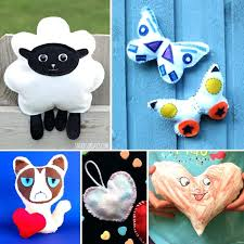 Handmade Craft Ideas For Home Decoration Easy Sewing With Kids The Train Crafts 5