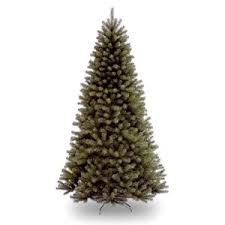 North Valley Spruce Full Unlit Christmas Tree