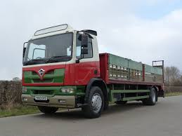 Used Flatbed Trucks For Sale UK