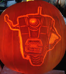 Pumpkin Carving Minion by Hello Minions Borderlands Claptrap Pumpkin Carving I Did In 50