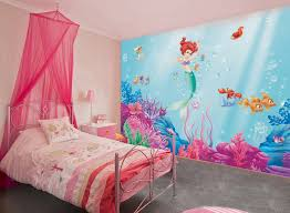 Little Mermaid Bed Set by Bedroom Create The Magically Frozen Bedroom Ideas For Little