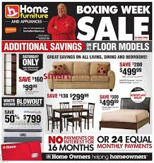 Home Furniture And Appliances Boxing Week Sale 2012 Cyber Monday