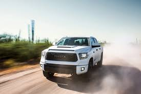 100 Toyota Truck Reviews 2019 Tundra Pricing Features Ratings And Edmunds
