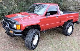 1986 Toyota Pickup 4X4 Short Bed 3.0 V6