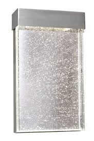 glass wall sconce light wall sconces light led and outdoor lighting