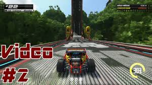 100 Truck Mania 4 Trackmania Turbo Gameplay Rollercoaster Playstation