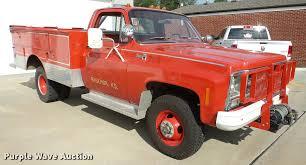 100 1979 Gmc Truck GMC Sierra 35 Fire Truck Item DA2895 SOLD November