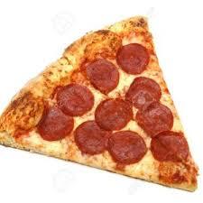 Slice Pepperoni Pizza