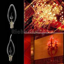 1 pcs light bulb l led energy saving vintage flicker