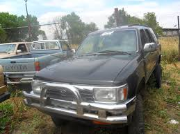 New Arrivals At Jim's Used Toyota Truck Parts: 1994 Black Toyota ... Sold 1994 Toyota Pickup Ih8mud Forum Shipwrecked Photo Image Gallery Sr5 4x4 Extra Cab 3 0 V6 Automatic 2nd Owner Wiring Diagram Expert Schematics Build Thread Rich Doughertys On Whewell Building A Religion Custom Trucks Busted Knuckles Pickup Used Truck Manual Sonoma Truck National Geographic March Vintage