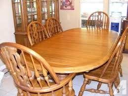 Thomasville Dining Room Chairs Large Set Table 6 Prices