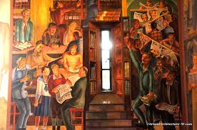 telegraph hill coit tower murals public art and architecture