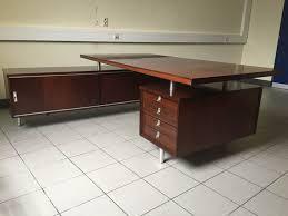 bureau herman miller george nelson by herman miller executive desk catawiki