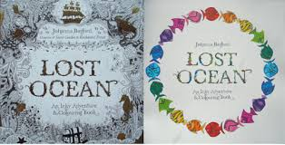 Lost Ocean An Inky Adventure And Colouring Book A Review