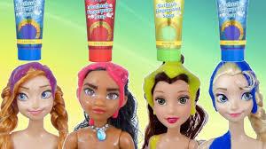 Crayola Bathtub Fingerpaint Soap Set by Disney Princess Bath Time Paints And Toy Surprises Finger Paint