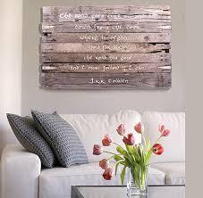 Rustic DIY Inspiration Wall Art Quotes