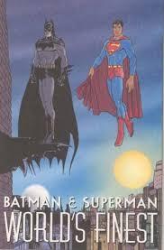 Batman Superman Worlds Finest By Karl Kesel