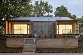 100 Inexpensive Modern Homes Modular Duplex Home