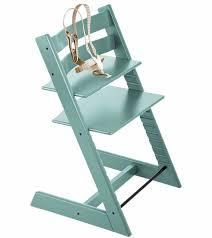 stokke tripp trapp high chair aqua blue