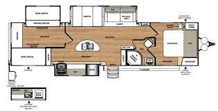 Wildwood Fifth Wheel Floor Plans Colors New 2016 Forest River Rv Wildwood Heritage Glen 300bh Travel