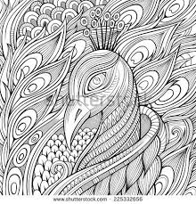 Bright And Modern Abstract Coloring Books Top 25 Best Pages Ideas On Pinterest