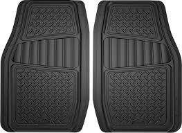 100 Truck Floor Mat Amazoncom Custom Accessories Armor All 78830 2Piece Black All