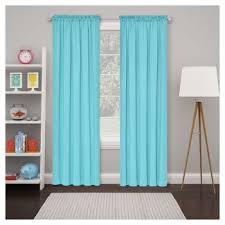 Teal Blackout Curtains 66x54 by Kids U0027 Curtains U0026 Blinds Décor Home Target