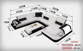 showroom canapé canapé d angle panoramique en cuir italien max