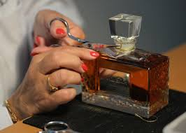what is the difference between perfume eau de toilette and eau