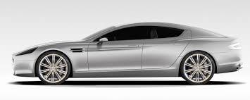 Aston Martin Rapide Four Door Sports Car