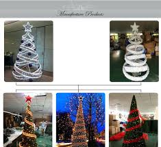 Spiral Lighted Christmas Trees Outdoor by Outdoor Spiral Christmas Trees With Lights 65769 Loffel Co