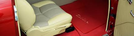 Custom Automotive Carpet, Floor Mats, & More | Auto Custom Carpets