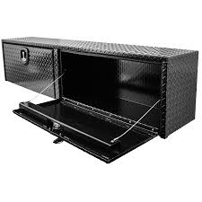 100 Top Side Tool Boxes For Trucks Buyers 1721551 16 X 13 X 72 Black Powder Coated Aluminum Side