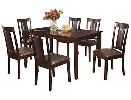Christian 7 Piece Dining Set Table And 6 Chairs
