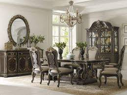 The Mezzanotte Rectangle Dining Room Collection