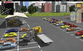 100 Tow Truck Games Online