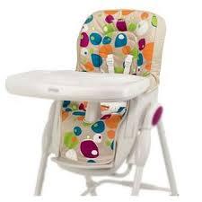 bebe confort chaise haute coussin de chaise haute universel rechange pour prima pappa
