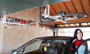 Ceiling Bike Rack Flat by 10 Bicycle Storage Solutions For Spaces Labelled U0027too Small U0027 For Bikes