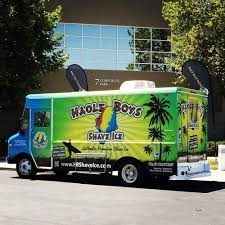 Haole Boys Shave Ice - Orange County Food Trucks - Roaming Hunger Bisac Food Truck Hawaii News And Island Information Truck Covered In Graffiti Parked On The Side Of Road La Going Banas For Bann Honolu Psehonolu Pulse Famous Trucks At North Shore Oahu Usa Serving Traditional Hawaiian Poke Fusion Cuisine Geste Shrimp Mauis New Crave Hooulu Culture Home Carts Something New Kings Frolic Top 5 Maui Travel Leisure Koloa Kauai Hi September 2017 Yellow Stock Photo 719085205