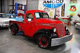100 1940 International Truck Harvester Custom Pickup Dump Bed