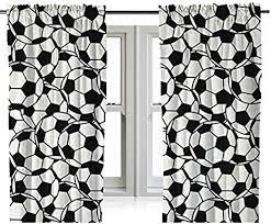 zappi co vorhänge gardinen optik fuß stickerei 182cm für kinderzimmer wohnzimmer fenster tülle vorhänge transparente dekoschal 2er set je