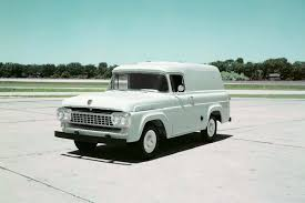 Late-50s Ford F-100 Panel Truck - Photos - Gallery: Classic Ford F ...