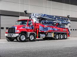 100 Concrete Truck Capacity Suspension Manufacturer Pump SSimard Suspensions
