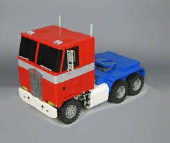 Optimus Prime - LEGO Sci-Fi - Eurobricks Forums