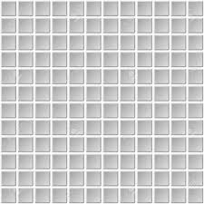 Seamless Mosaic Tiles Texture With White Filling Vector Illustration Stock