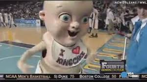 King cake baby is sure to haunt your dreams