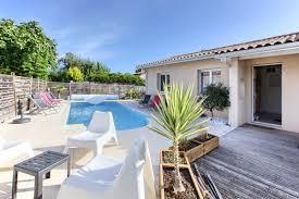 location chambre arcachon maison avec piscine privée et chauffée à proximité d arcachon 3
