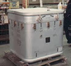 Aluminum Container To Ship Sensor Turret